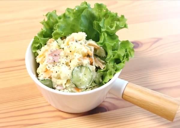 零失敗輕食!馬鈴薯沙拉DIY 簡單5步驟讓你輕鬆端上桌