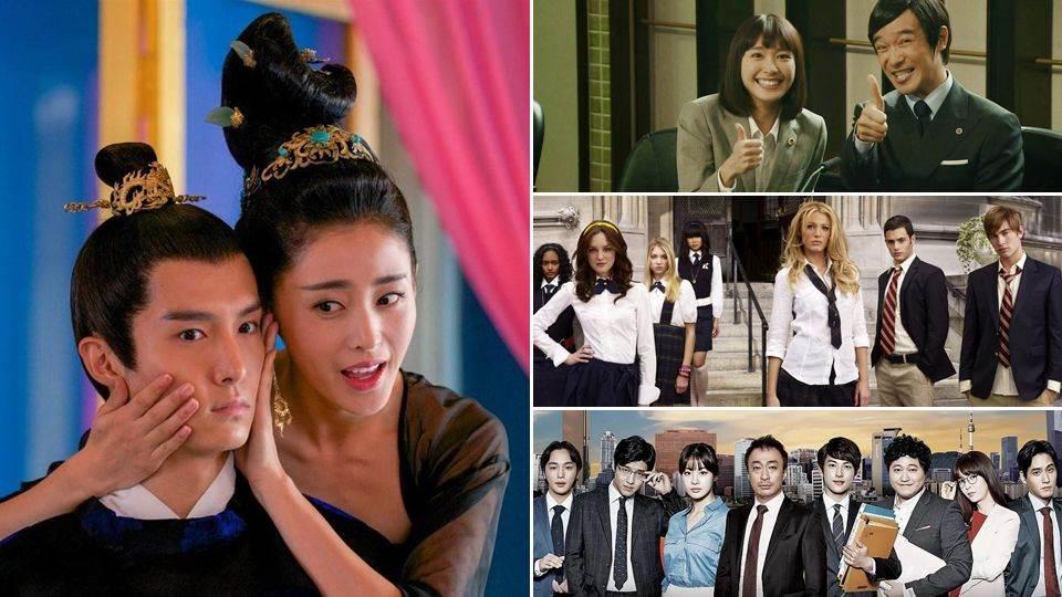 翻拍正夯!5部人氣日韓美劇「跨國重拍」,能超越經典的關鍵就是再創經典啊~