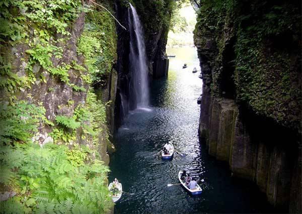 日本古代的神明賜給我們的祕境?!體驗宮崎縣「高千穗峽」的療癒之旅