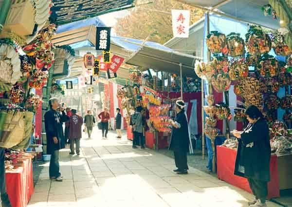 想逛江戶風情的二手市集?只要在這幾天去,就能體驗在地廟會活動!