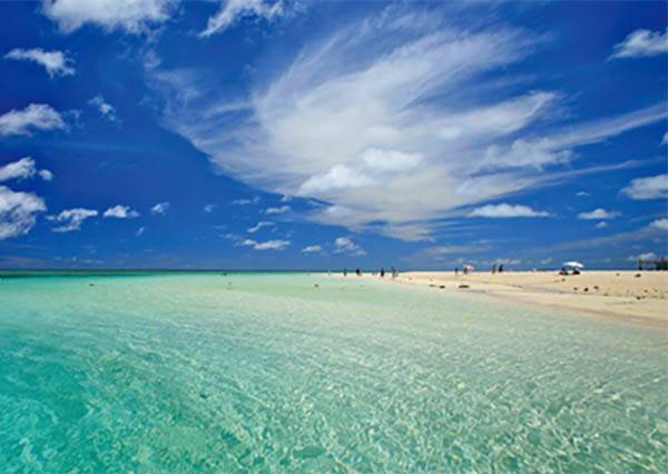 美到不像話的渡假小島,竟然就在沖繩附近!