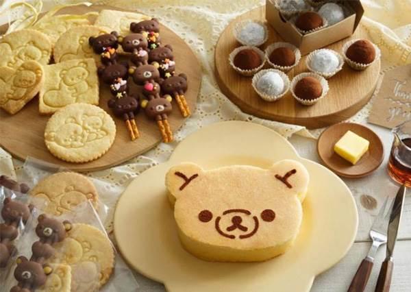 聖誕節禮物CHECK♡萌度破表「拉拉熊DIY神器」做甜點超簡單,熊熊厚鬆餅根本咖啡廳等級~