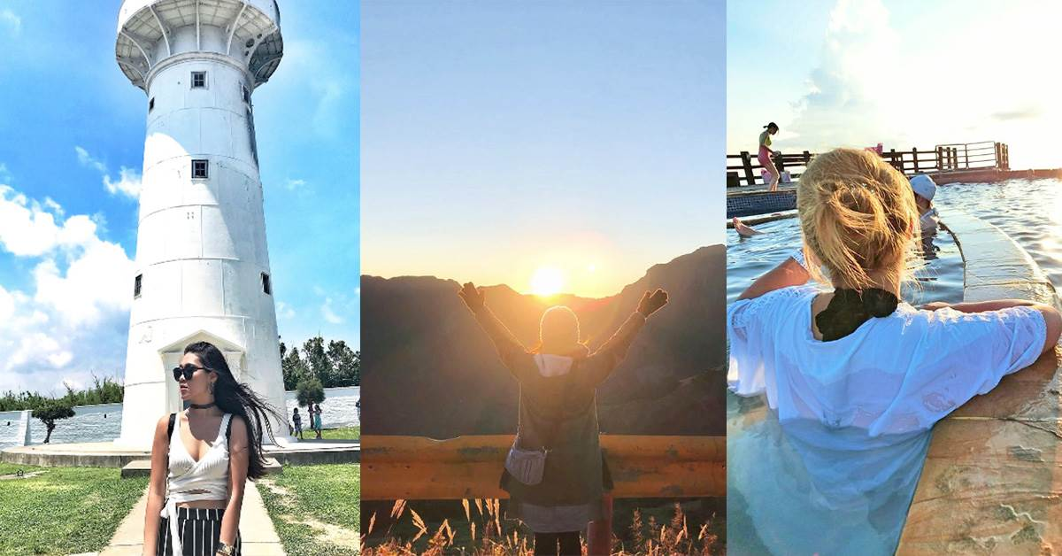 2019第一道曙光!特搜《全台8大跨年私房景點》,邊泡溫泉邊看日出的成就等你來達成啊~