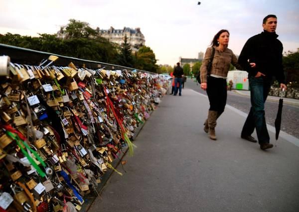 巴黎愛情鎖沒了 但幸好我們還能去這些地方見證愛情!