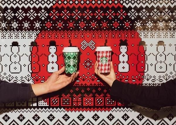 聖誕節強勢回歸!日本星巴克「限定飲品&周邊」根本逼人剁手手,隨行杯不集滿對不起自己啊~