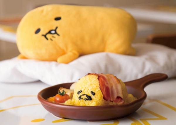 逛完街看夜景剛剛好☆大阪「摩天輪百貨」美食血拼一次GET,蛋黃哥餐廳讓人好想奉上錢包啊~