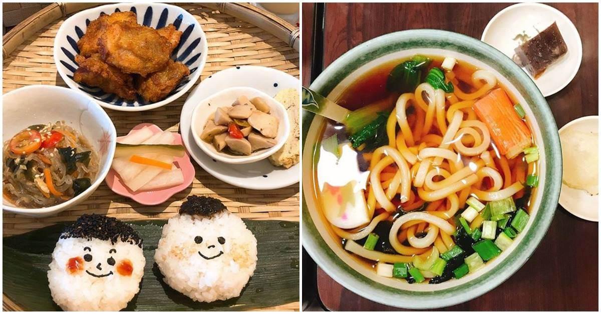 沒有日本媽媽沒關係!《全台6間日式家庭料理》超道地,Q萌三角飯糰從卡通裡蹦出來啦~