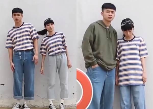 只要紮衣服就能變修長?掌握3個穿搭小技巧,小個女孩也能有大長腿!