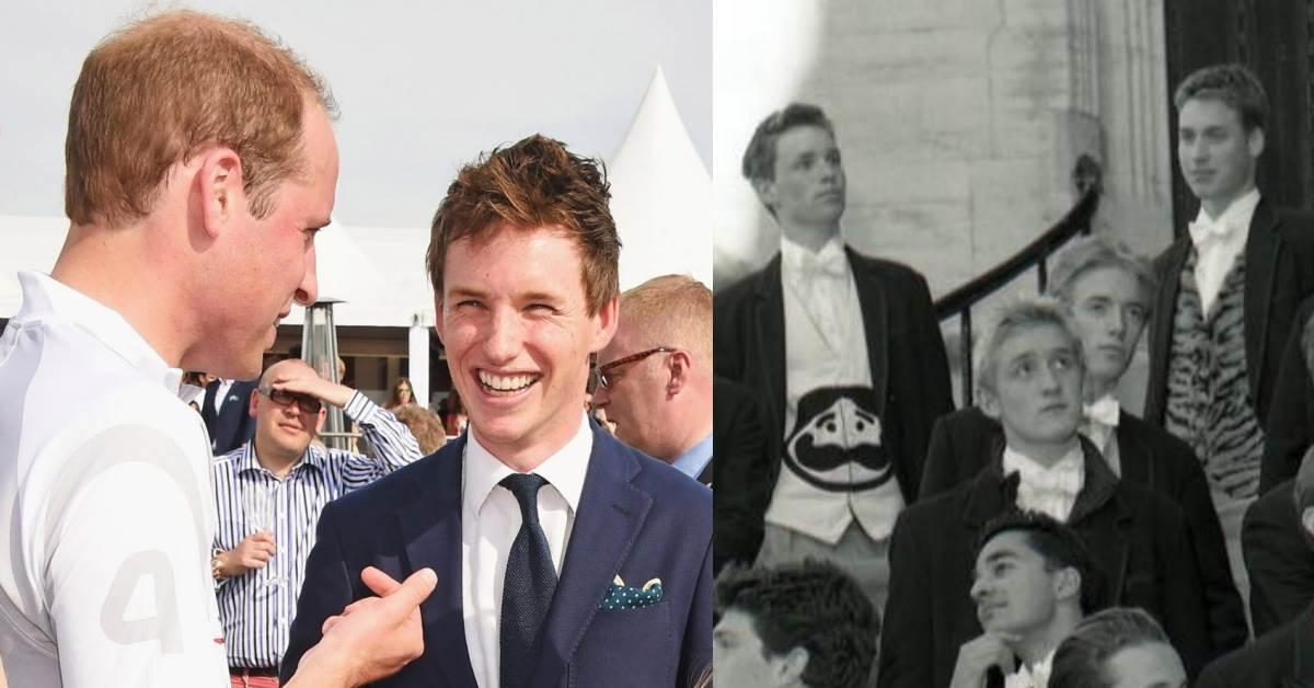 曾是威廉王子的同窗?!《暖男艾迪瑞德曼的5個小秘密》搭地鐵時別滑手機小心影帝就在你隔壁!