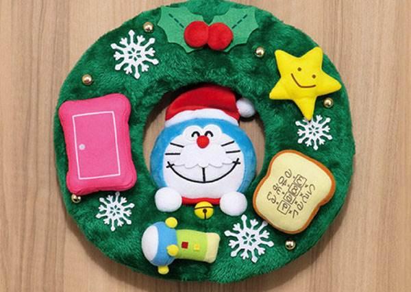 轉行當聖誕老公公?!哆啦A夢《聖誕節&新年週邊》超欠買,坐在記憶吐司上感覺都變聰明啦~