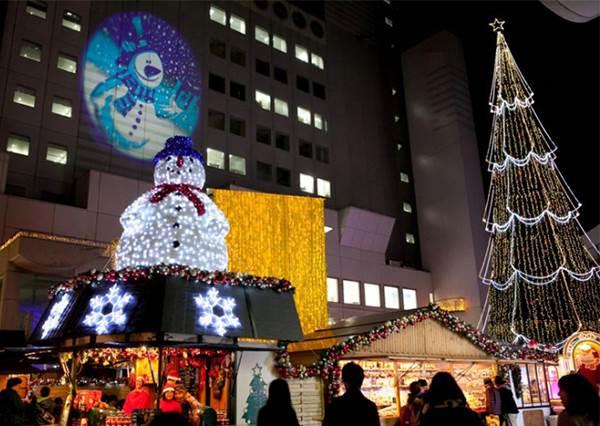 日本人真的很會!《大阪秋冬夜間點燈活動情報》,「滿滿銀杏+夢幻燈飾」浪漫指數都要爆表啦