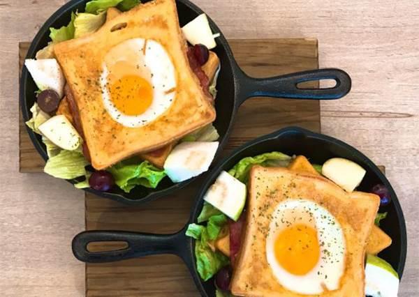 早午餐控歡迎進入!絕對不踩雷的《新北人氣Brunch前10名》,#1邊看海邊吃早點未免太享受!