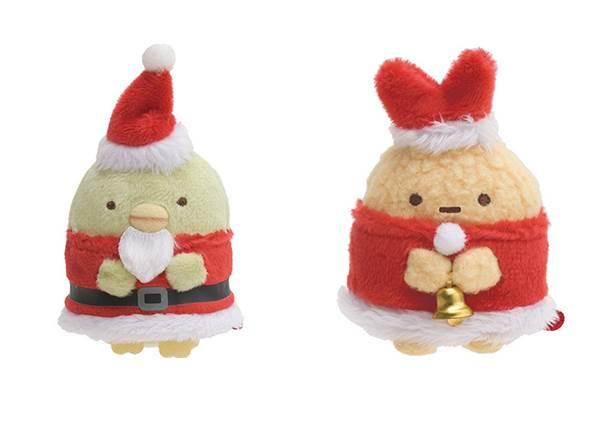 麋鹿豬排vs.聖誕企鵝請選擇!《角落生物推出冬季限定cos》,你準備好接受這波萌萌攻擊了嗎?