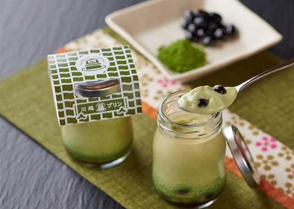 甜點控沒吃過就弱掉!日本4款「人氣抹茶布丁」太美味,60年老店不朝聖對不起自己啊~