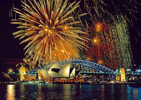 3、2、1,新年快樂!101煙火看膩了就去《全球TOP5經典跨年城市》,想要最瘋狂經驗就去美國紐約!