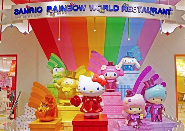 蛋黃哥都邀你耍廢了,還不來嗎?《東京三麗鷗彩虹樂園攻略》:沒有人的荷包逃得過商店街戰場!