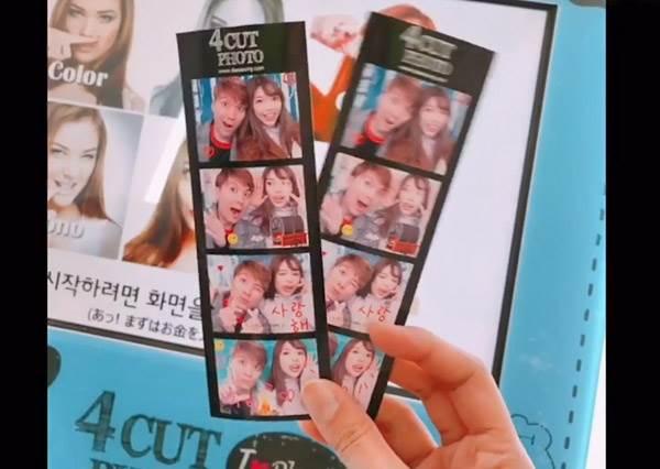 快揪姐妹閃光一起拍♡韓國「人氣拍貼機」GET當年青春回憶,超Q塗鴉絕對要畫好畫滿啊~