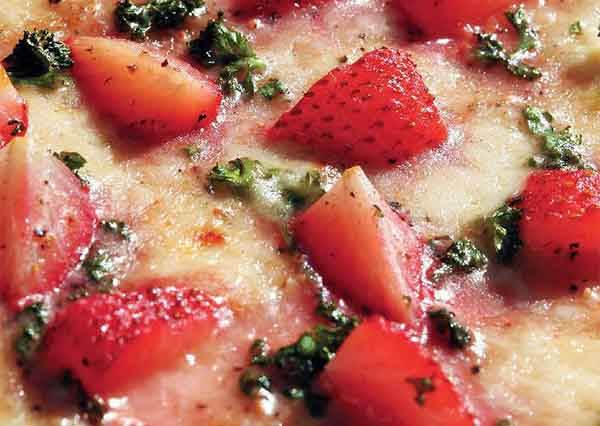 好吃到讓人嚇一跳!草莓加胡椒竟然能搭出這麼有趣的味道!(食譜大公開)