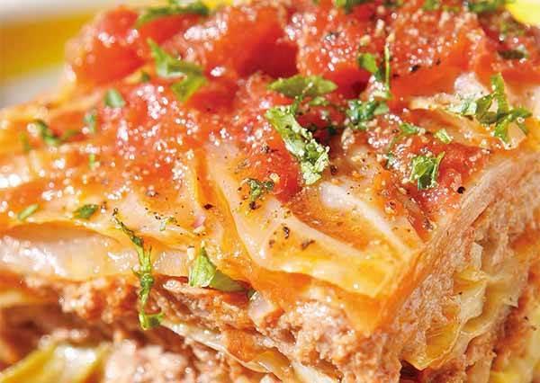 鍋料理:高麗菜跟絞肉也能疊出千層麵!超簡單步驟讓你輕鬆在家吃