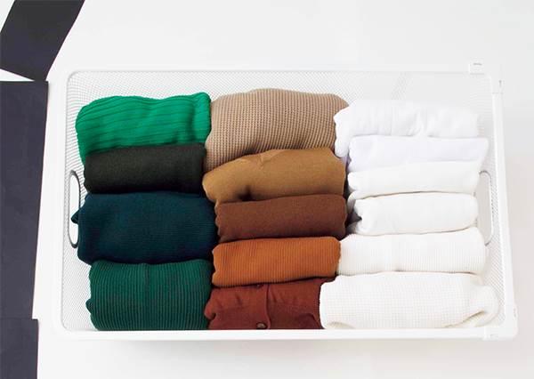 舊衣服堆到滿出來啦!還想穿的就用「方塊折法」超好收,不能穿的教你5招活用術給它們新生命!