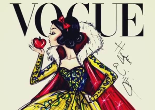 夢幻公主也能變Fashion Icon!如果迪士尼公主都登上雜誌封面會是...?