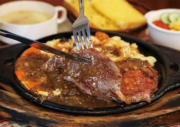 吃肉肉不必花大錢!《高CP值傳統牛排3選》:#2有平價的價格,卻有不平凡的好味道!