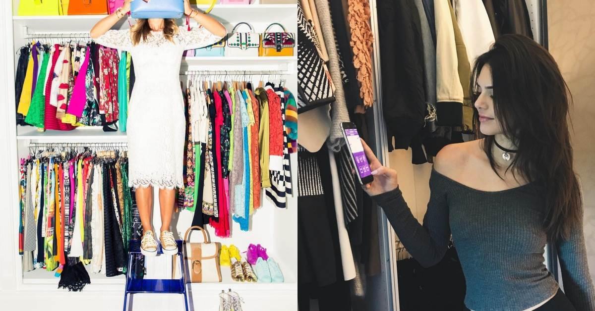 新年才剛開始衣櫃就炸啦?6tips學會「斷捨離」還妳整潔的房間:永遠都買同一種衣服才最專業!?