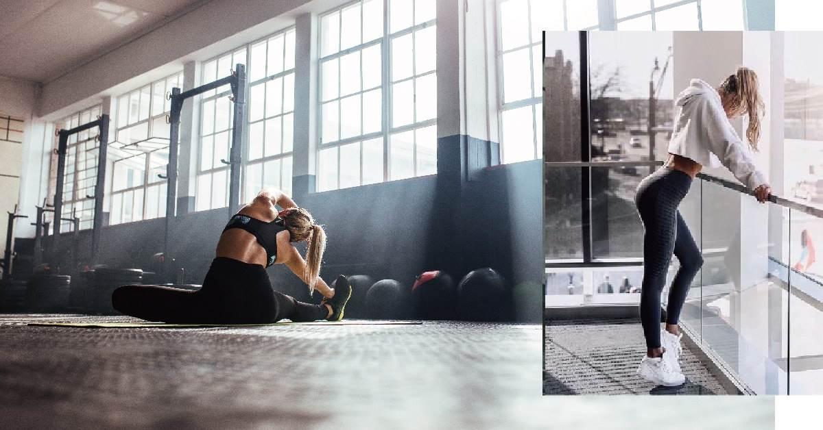到底先有氧or先重訓?女孩上健身房最常犯的「6大NG習慣」:想要翹臀不是只要練屁股就好啊~