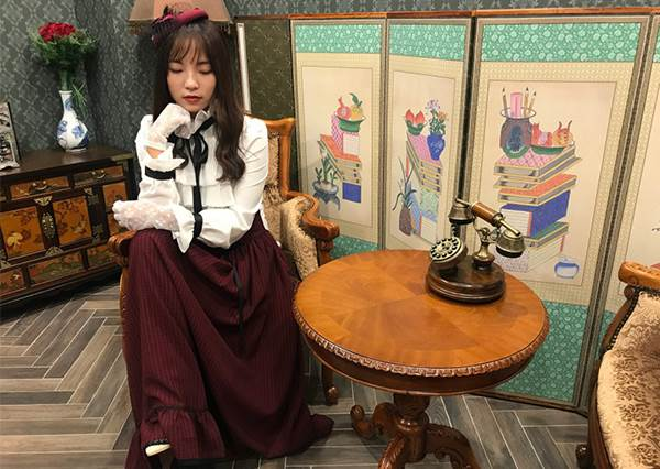 去韓國古蹟穿韓服已經膩了?!《首爾復古洋服租借懶人包》:快揪姊妹們一秒穿越變千金小姐!