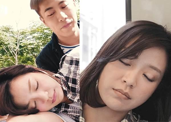 「嗜睡女友」到哪都能睡?!都懷疑是不是死掉了!嗜睡技能超越哆啦A夢的大雄!
