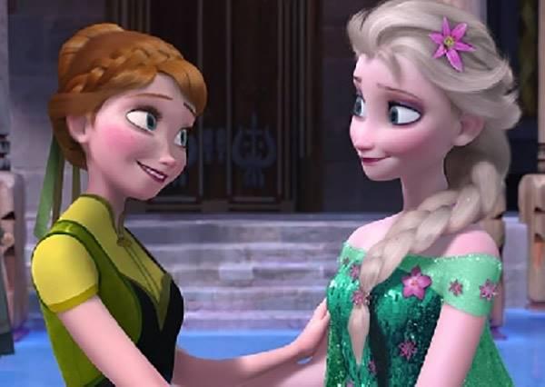 影音/冰雪奇緣Frozen艾莎Elsa要來變魔髮囉!