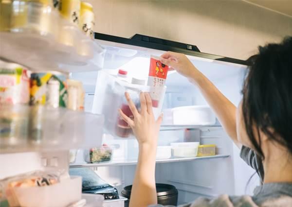 廚房收納大魔王!四個方法讓冰箱煥然一新過好年!