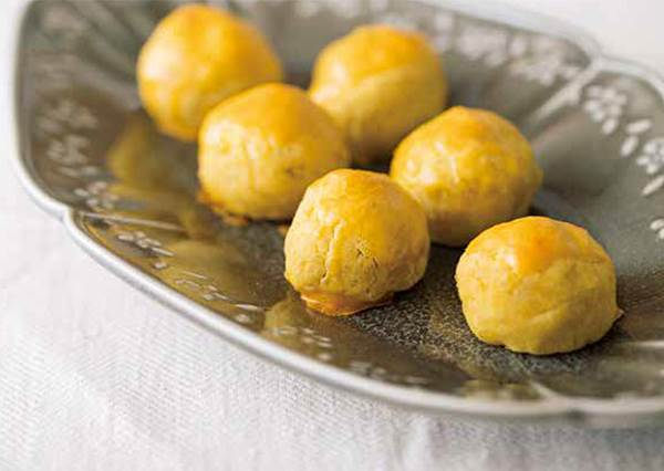 拿去夜市賣絕對稱霸!超涮嘴「奶油地瓜球」4步驟就完工,加熱立刻享受紮實口感+甜蜜滋味!
