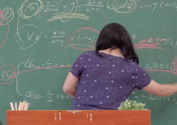 噹噹噹~鐘響了還不下課!「你一定遇過的學校老師種類」,每次都一定要嫌棄黑板沒擦!