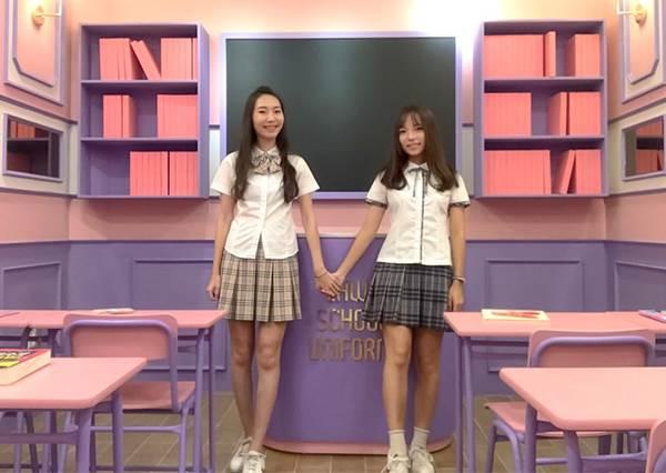 【韓國】首爾校服體驗懶人包:從預約到該怎麼當「假高中生」都幫你整理好了!