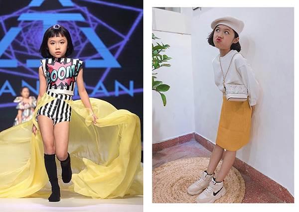 連國際超模都大讚☆越南「8歲小Model」伸展台氣勢滿分,就算拍照也是PRO級啊~