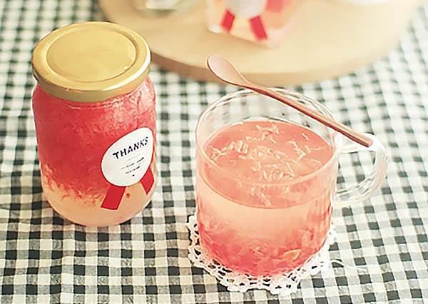 葡萄柚果凍自己在家也能DIY,酸酸甜甜的滋味,解饞又健康