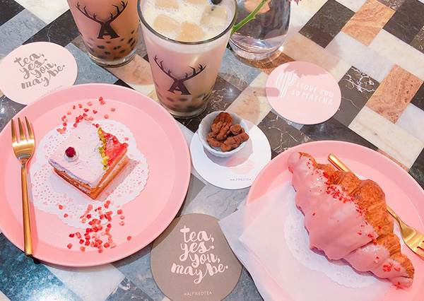 IG最新最夯!《女孩去東京都瘋狂的絕美咖啡廳》:不只好吃好拍,還攻陷所有人的少女心!