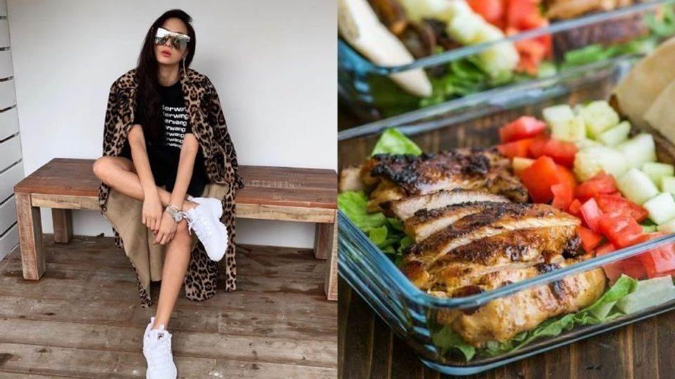 這瘦身餐hen可以!韓星狂甩32KG「雞胸肉菜單」曝光,一周7天幫你整理好天天吃也不膩~