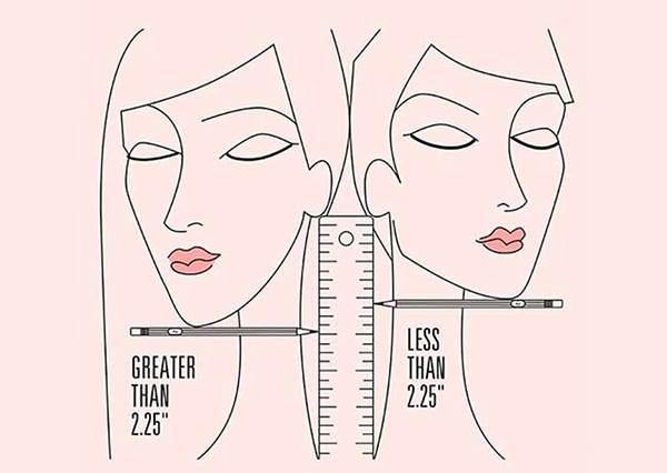 想剪短髮好猶豫?!只要「一把尺+筆」就能測出自己是不是短髮人,關鍵都在這5公分啊~