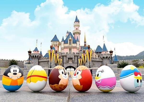 這樣玩CP值高到破表!《香港迪士尼樂園的隱藏服務&機關》,地上居然會冒出一隻米奇?!