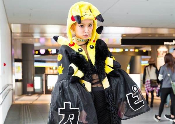 【2016春夏東京時裝周街拍特輯】千奇百不怪 隨心所欲混搭各種元素才是道地的大和魂