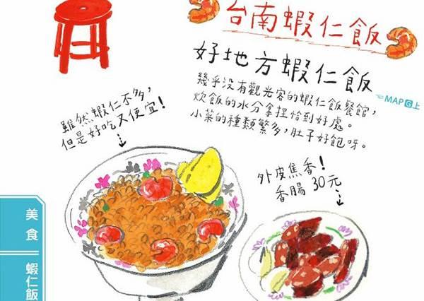 來台南不吃虱目魚粥要幹嘛?特搜8家「鹹粥&飯食」在地人也超愛,飽滿蝦仁飯錯過會後悔啊~