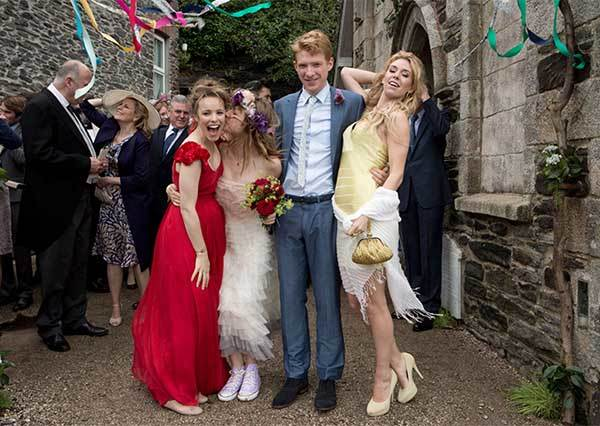 愛喲!影迷也痴狂的七款婚禮場景!