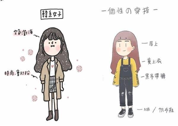 韓系小姐姐風格回頭率就是這麼高!《各路女孩可愛穿搭術》,日系女孩萌的像寵物想要帶回家飼養啊