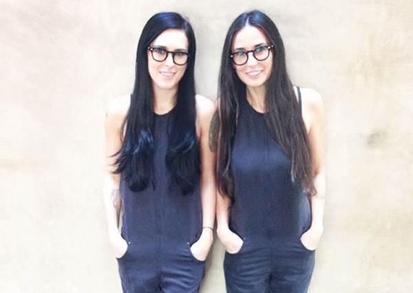 根本就是雙胞胎!11對同個模子刻出來的好萊塢母女檔