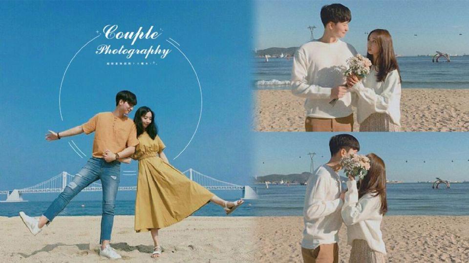 兩個人拍照總是卡卡的?超甜蜜情侶照7大範本,為旅行甜蜜加溫!
