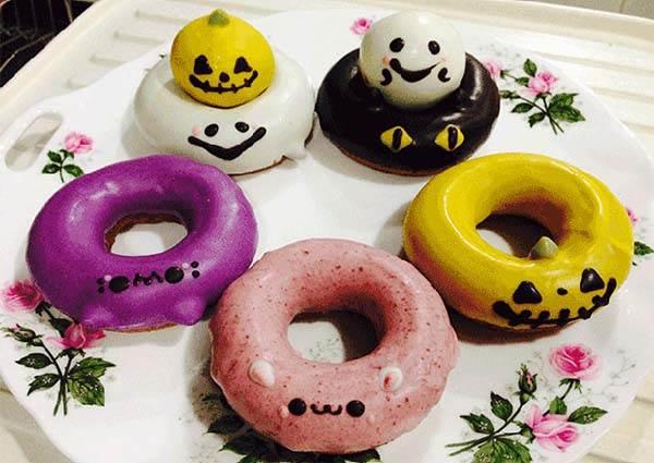 造型超可愛強調自然健康的甜甜圈!Floresta Nature Doughnuts令人捨不得吃下去!