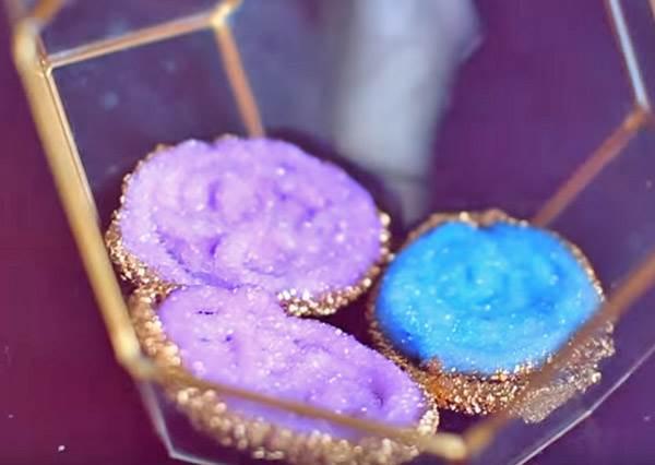 自己的桃花自己救!DIY紫水晶讓房間Bling Bling還能旺姻緣