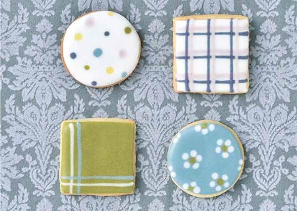 點點、格子控照過來!糖霜餅乾基本四步驟,就是這麼簡單做!